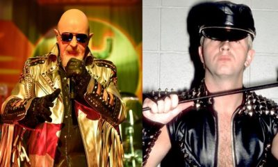 Rob Halford old young