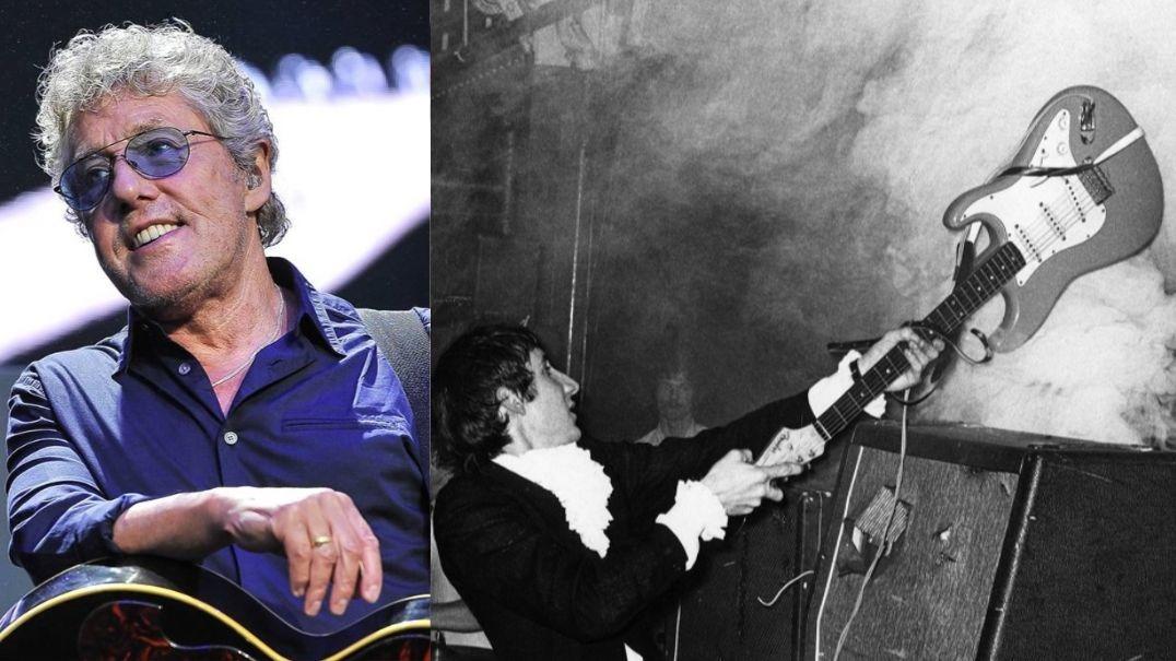 Roger Daltrey Pete Townshend