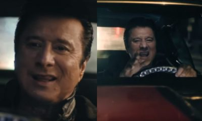 Steve Perry new video