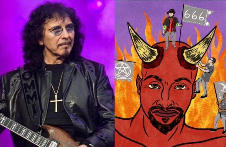 Tony Iommi Satanist