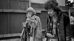 Brian Jones Jimi Hendrix