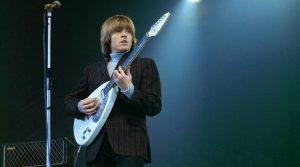 Brian Jones playing guitar