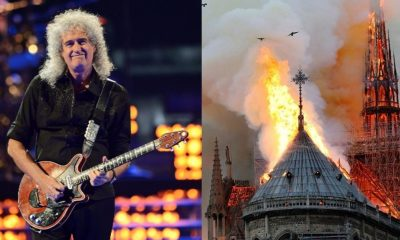 Brian May Notre Dame