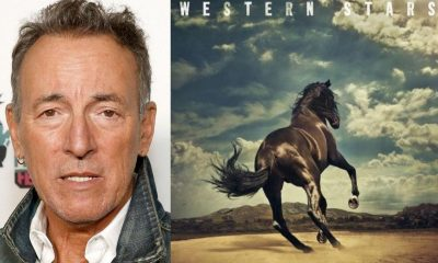 Bruce Springsteen new album