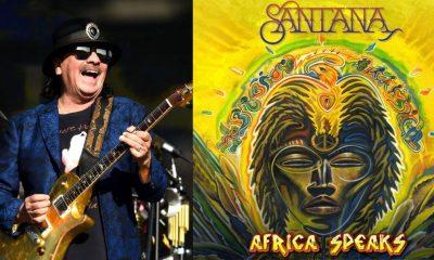 Carlos Santana Africa Speaks