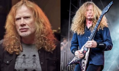 Dave Mustaine homophobic