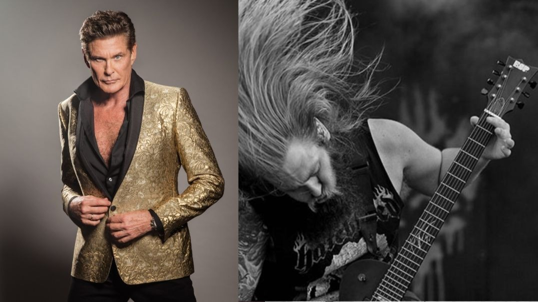 David Hasselhof heavy metal