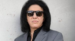 Gene Simmons without make up