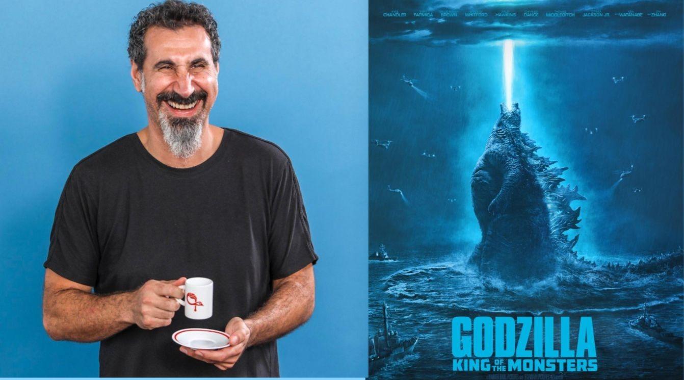 Godzilla Serj Tankian Blue Oyster Cult