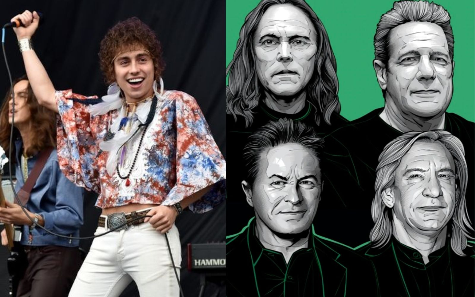 Greta Van Fleet The Eagles