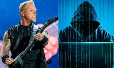 James Hetfield Hacker
