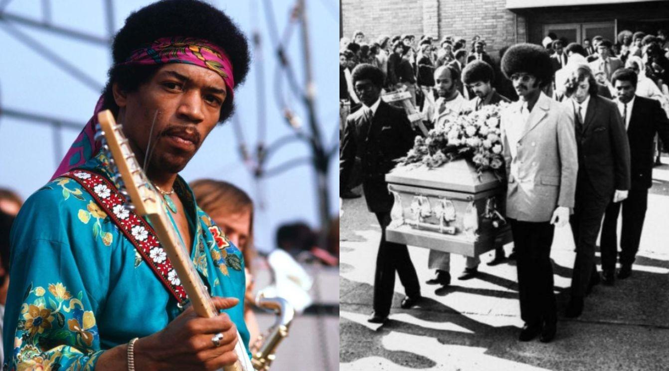 Jimi Hendrix death