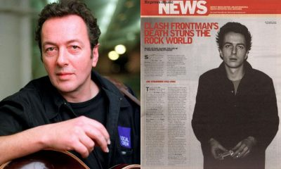 Joe Strummer Death