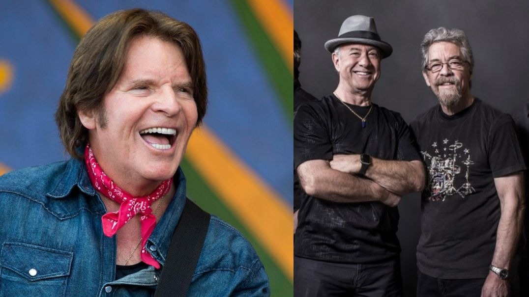 John Fogerty Stu Cook Doug Clifford 2019