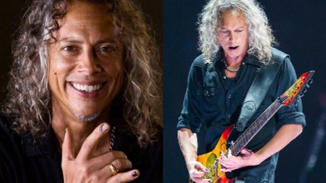 Kirk Hammett says he is ready to work on new Metallica album