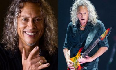Kirk Hammett Metallica 2019