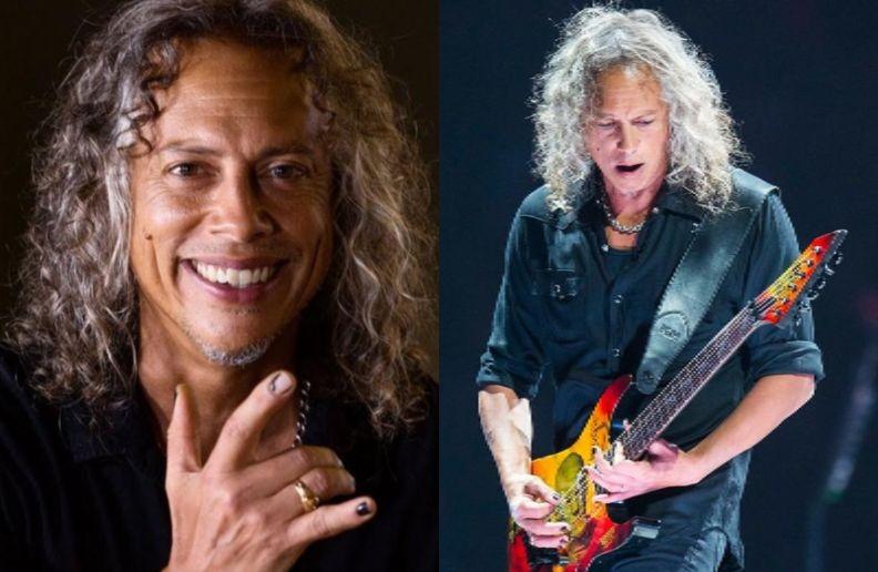 Kirk Hammett Metallica 2019 - Rock And Roll Garage