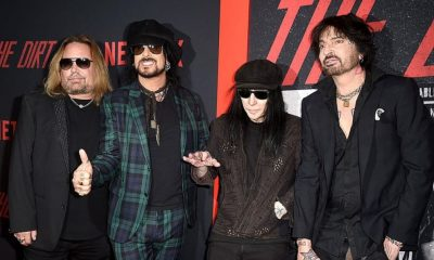 Motley Crue The Dirt premiere