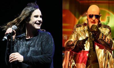 Ozzy Osbourne Rob Halford