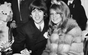 Pattie Boyd Beatle