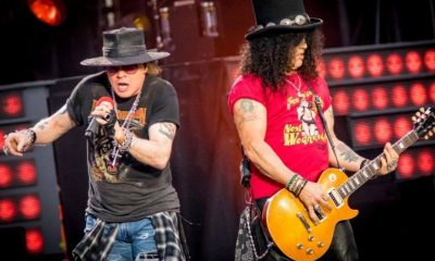 Axl Rose Slash