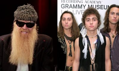 Billy Gibbons Greta Van Fleet