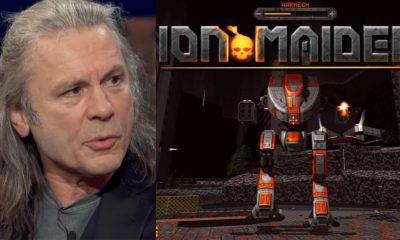 Bruce Dickinson Ion Maiden
