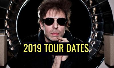 Echo and The Bunnymen 2019 tour