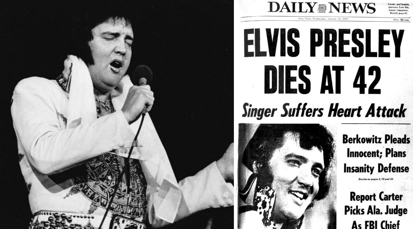 Elvis Presley mysterious death
