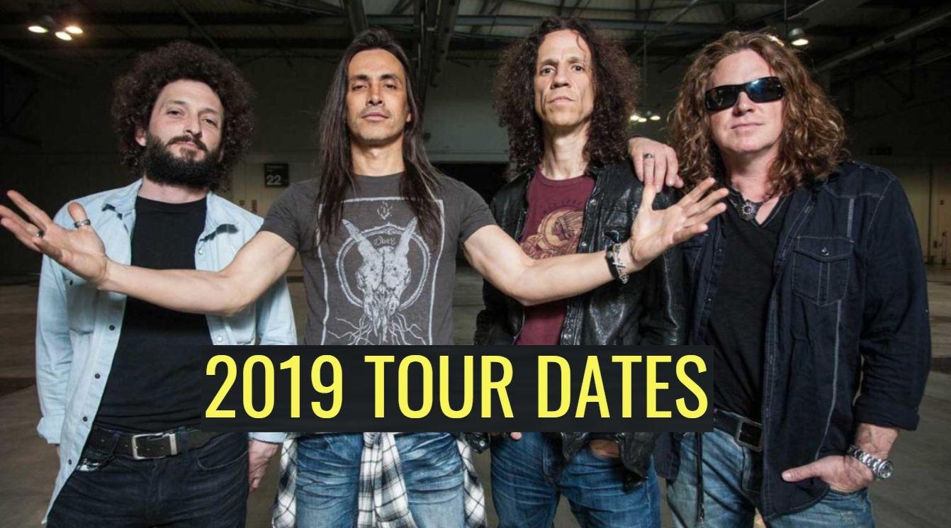 Extreme 2019 tour dates