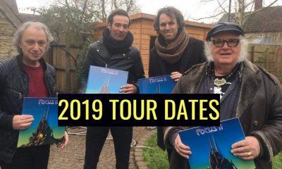 Focus 2019 tour dates