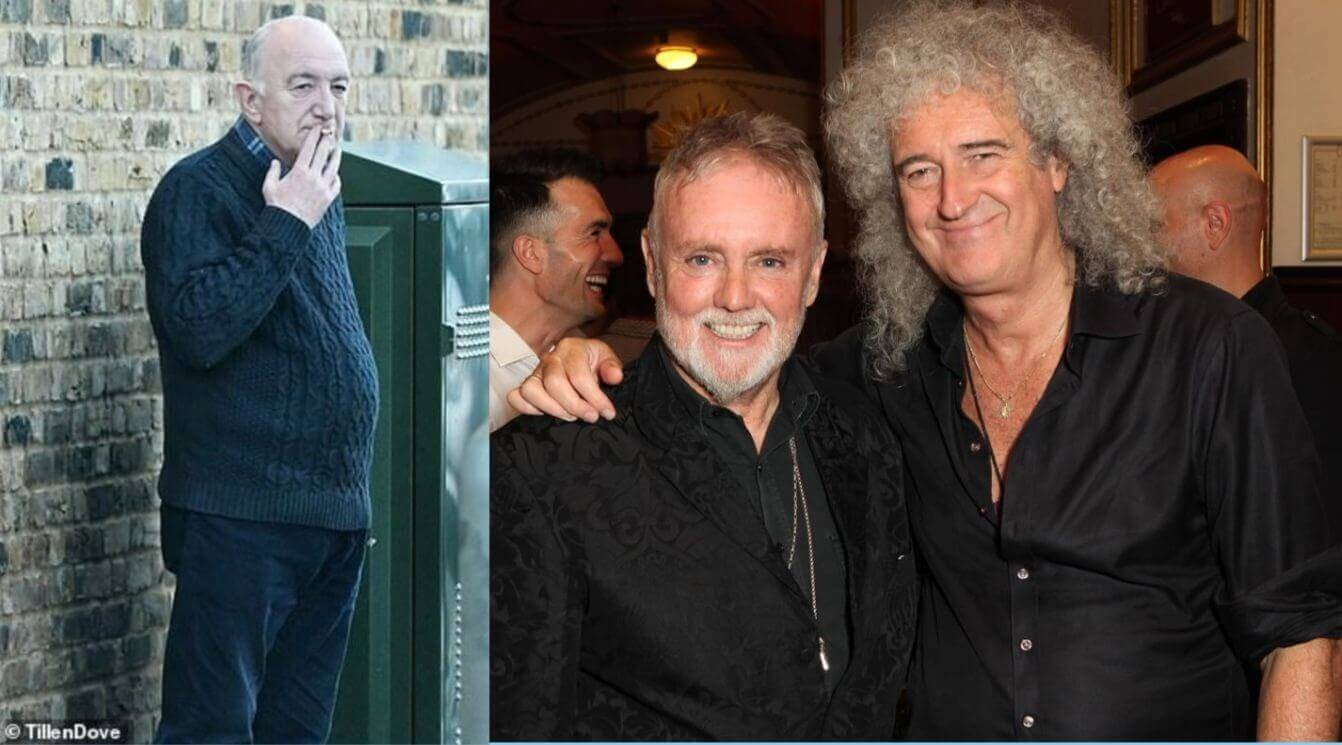 Brian May and Roger Taylor says they don't have any contact