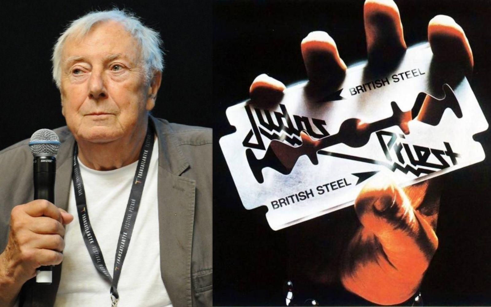 Judas Priest logo inventor