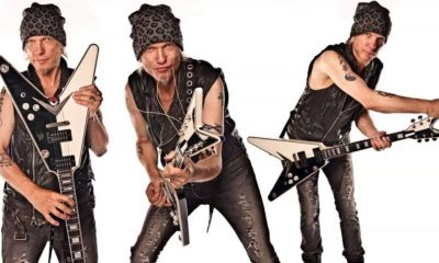 Michael Schenker Flying V