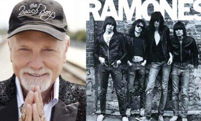 Mike Love Ramones