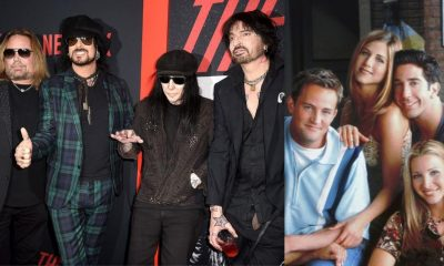 Motley Crue Friends
