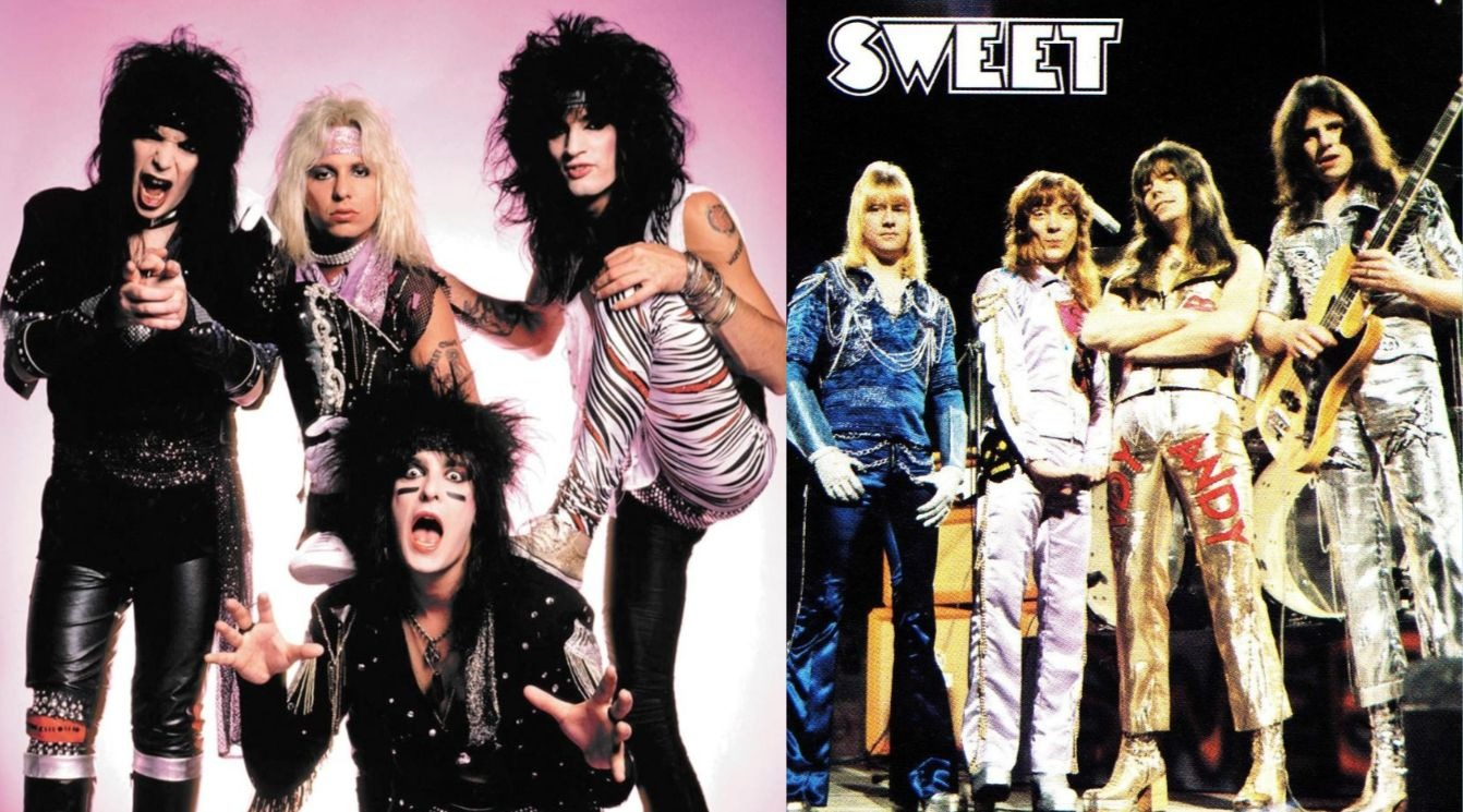 Motley Crue The Sweet