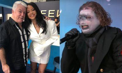 Rihanna Slipknot