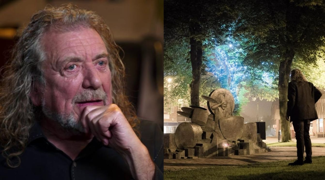 Robert Plant John Bonham