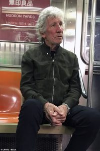Roger Waters subway