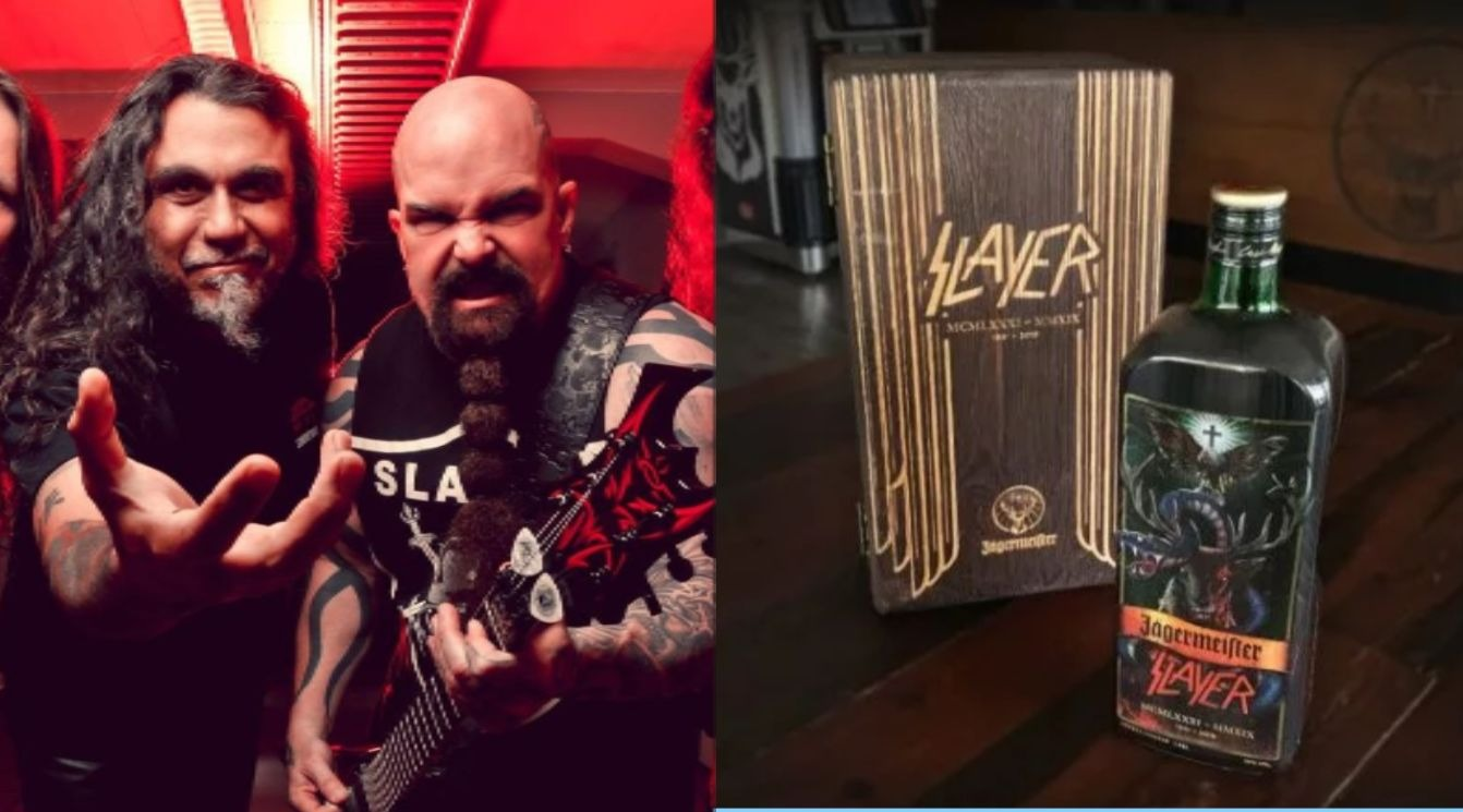 Slayer and Jägermeister