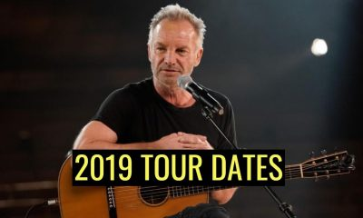 Sting 2019 tour dates