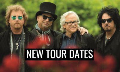 TOTO new 2019 tour dates