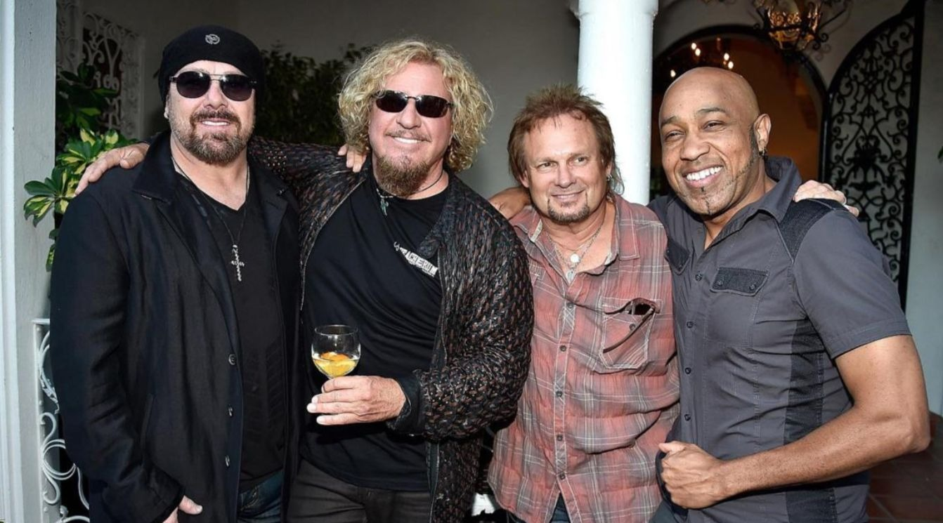 The Circle Sammy Hagar