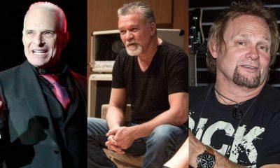 Van Halen reunion 2019 disease