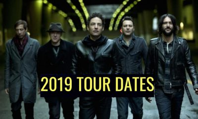 Wallflowers 2019 tour dates