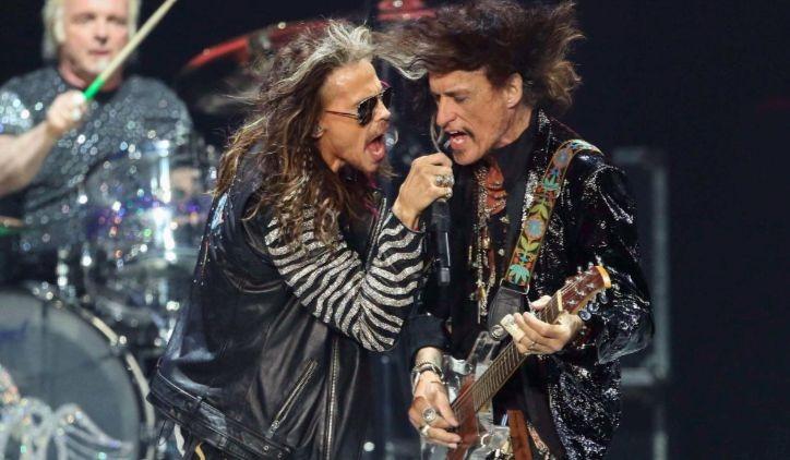 Aerosmith 2019