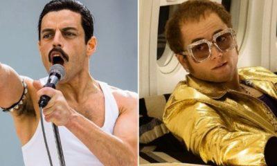 Bohemian Rhapsody Rocketman