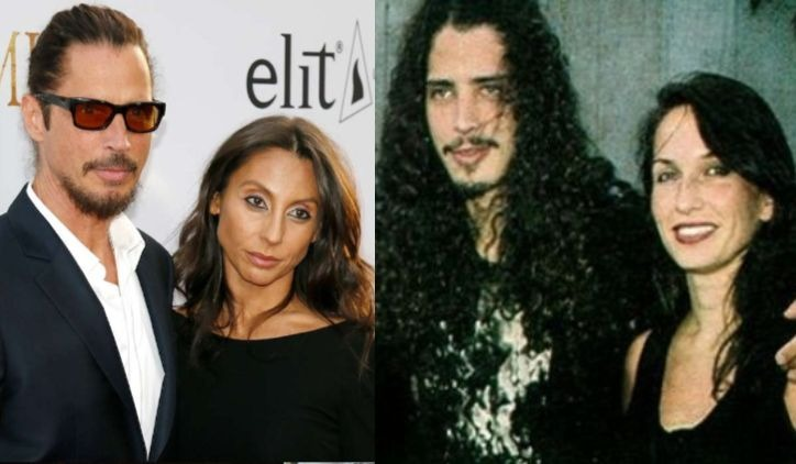 Chris Cornell widow and ex wife