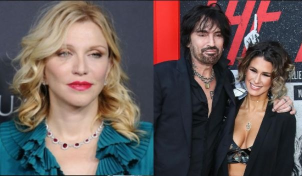 Courtney Love Tommy Lee